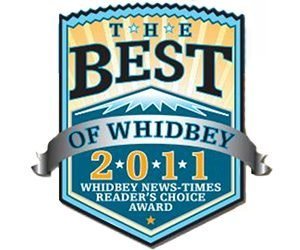 Voted Best Thrift Store on Whidbey Island 2011