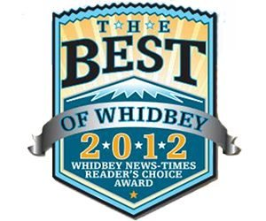 Voted Best Thrift Store on Whidbey Island 2012