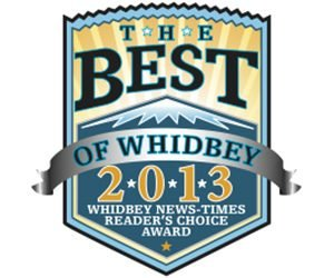 Voted Best Thrift Store on Whidbey Island 2013