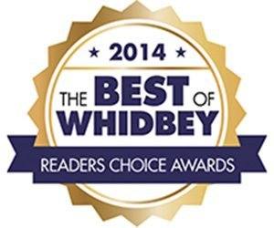 Voted Best Thrift Store on Whidbey Island 2014